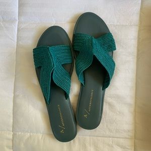 Anthropologie Sandals New in Box